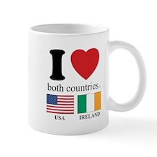 USA-IRELAND Mug