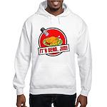 It's Dead Jim Hooded Sweatshirt