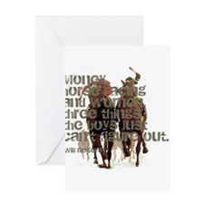 Will Rogers Horse Racing Quot Greeting Card