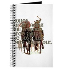 Will Rogers Horse Racing Quot Journal
