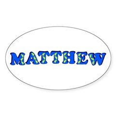 Matthew Decal
