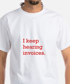 Hearing Invoices Shirt