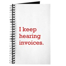 Hearing Invoices Journal