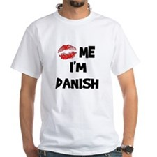 Kiss Me I'm Danish Shirt