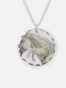 Silver Galtee Necklace