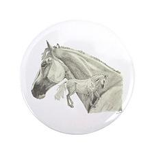 "Silver Galtee 3.5"" Button (100 pack)"