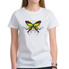 Reggae Butterfly Tee