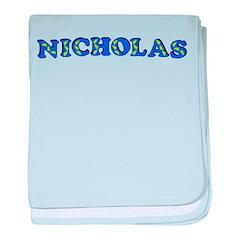 Nicholas baby blanket