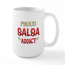 Salsa Addict Mug