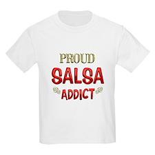 Salsa Addict T-Shirt