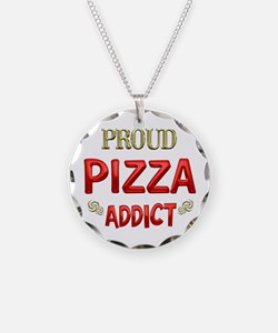 Pizza Addict Necklace