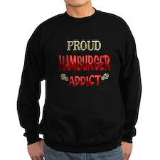 Hamburger Addict Sweatshirt