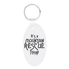 Mountain Rescue Thing Keychains