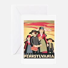 Rural Pennsylvania Greeting Card