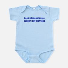 Keep MN Nice - Infant Bodysuit
