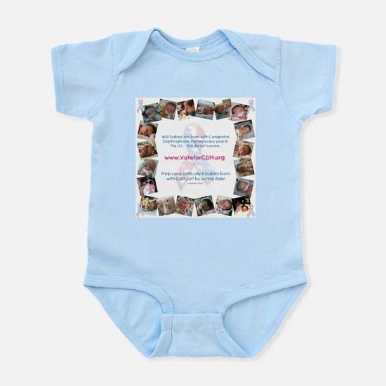 Vote for CDH Infant Bodysuit