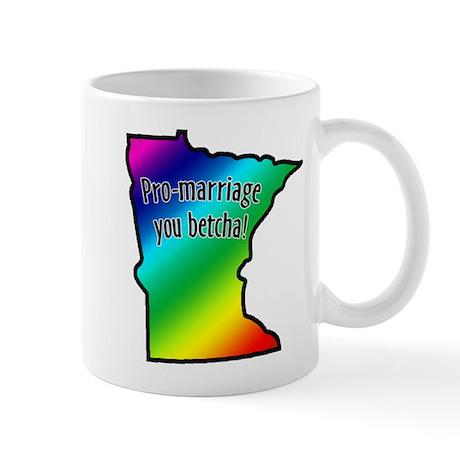 Minnesota Rainbow - Mug
