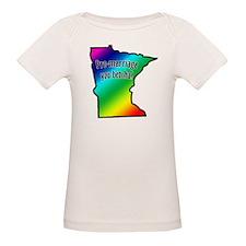Minnesota Rainbow - Tee