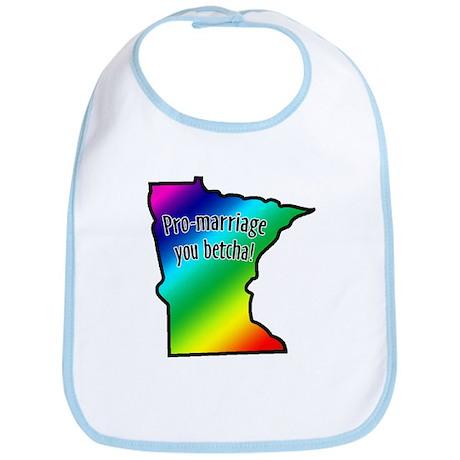Minnesota Rainbow - Bib
