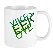 'Yikes Eek! Oye' Products Mug