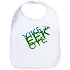 'Yikes Eek! Oye' Products Bib