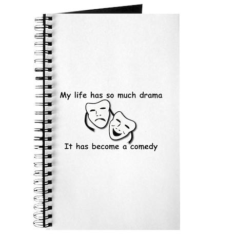 Drama/Comedy Design Items Journal