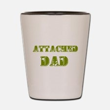 Attached Dad Shot Glass