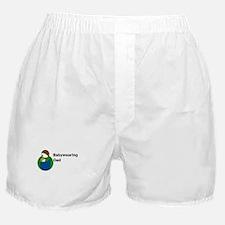Babywearing Dad Boxer Shorts