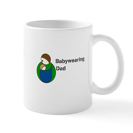 Babywearing Dad Mug