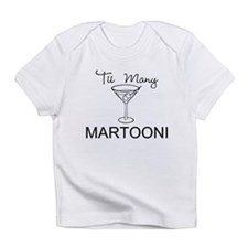 'Tii Many Martoonies' Product Infant T-Shirt