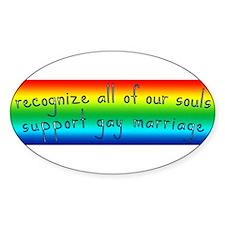 Rainbow Souls - Decal