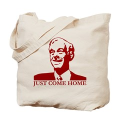 Just Come Home Tote Bag