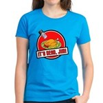 It's Dead Jim Women's Dark T-Shirt