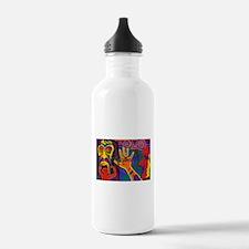 Darwin Love God Water Bottle
