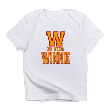 W is for Winnie Infant T-Shirt