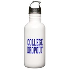 College Dropout Water Bottle