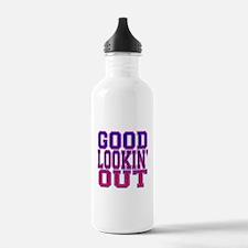 Good Lookin' Out Water Bottle