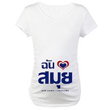 I Love (Heart) Koh Samui, Thailand Shirt