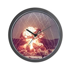 Met Nuclear Test Wall Clock