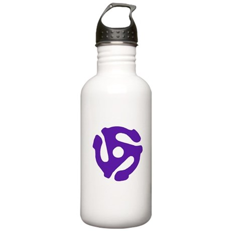 Record Insert Stainless Water Bottle 1.0L