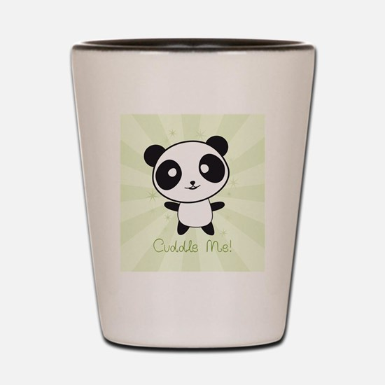Cute Parents to be Shot Glass