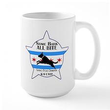 Some Bark ALL BITE Mug