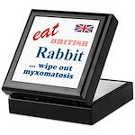 The Bunny Keepsake Box