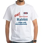 The Bunny White T-Shirt