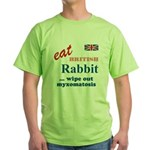 The Bunny Green T-Shirt
