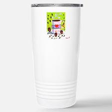 Hikaru's 'Coffee Samba' Travel Mug