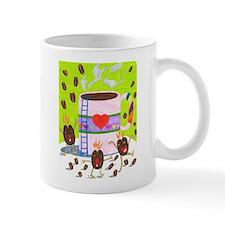 Hikaru's 'Coffee Samba' Mug