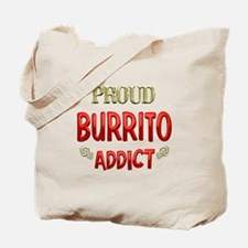 Burrito Addict Tote Bag