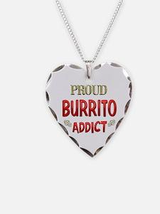 Burrito Addict Necklace