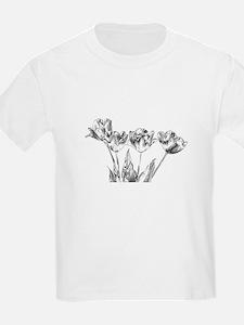 Chrome Tulip T-Shirt